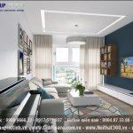 Báo giá thiết kế và thi công nội thất căn hộ nhà chung cư 90m2 đẹp