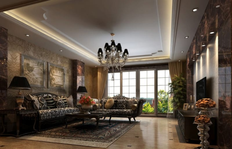 Nhà theo phong cách tân cổ điển là một trong 13 mẫu nhà 2 tỷ được ưa thích.