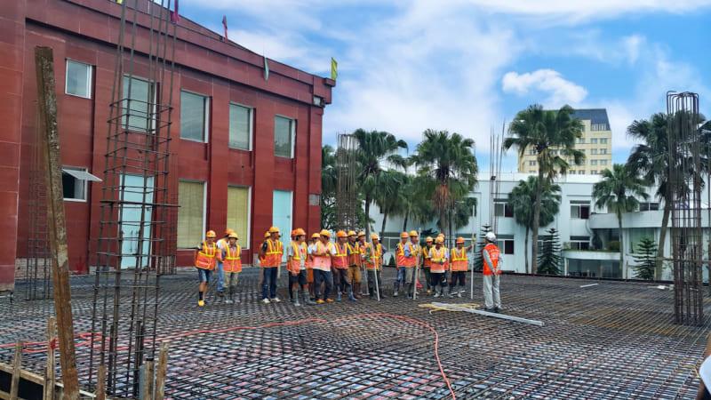 WeDo thi công dự án mở rộng khách sạn Mường Thanh - Lạng Sơn