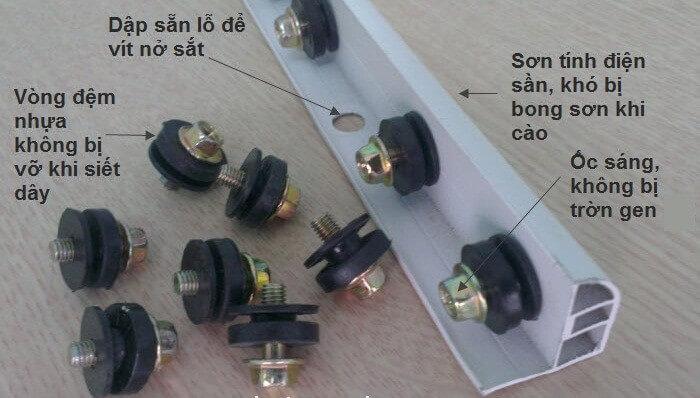 lắp đặt lưới an toàn ban công tại tphcm