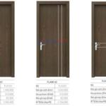 Báo giá khuôn cửa gỗ công nghiệp