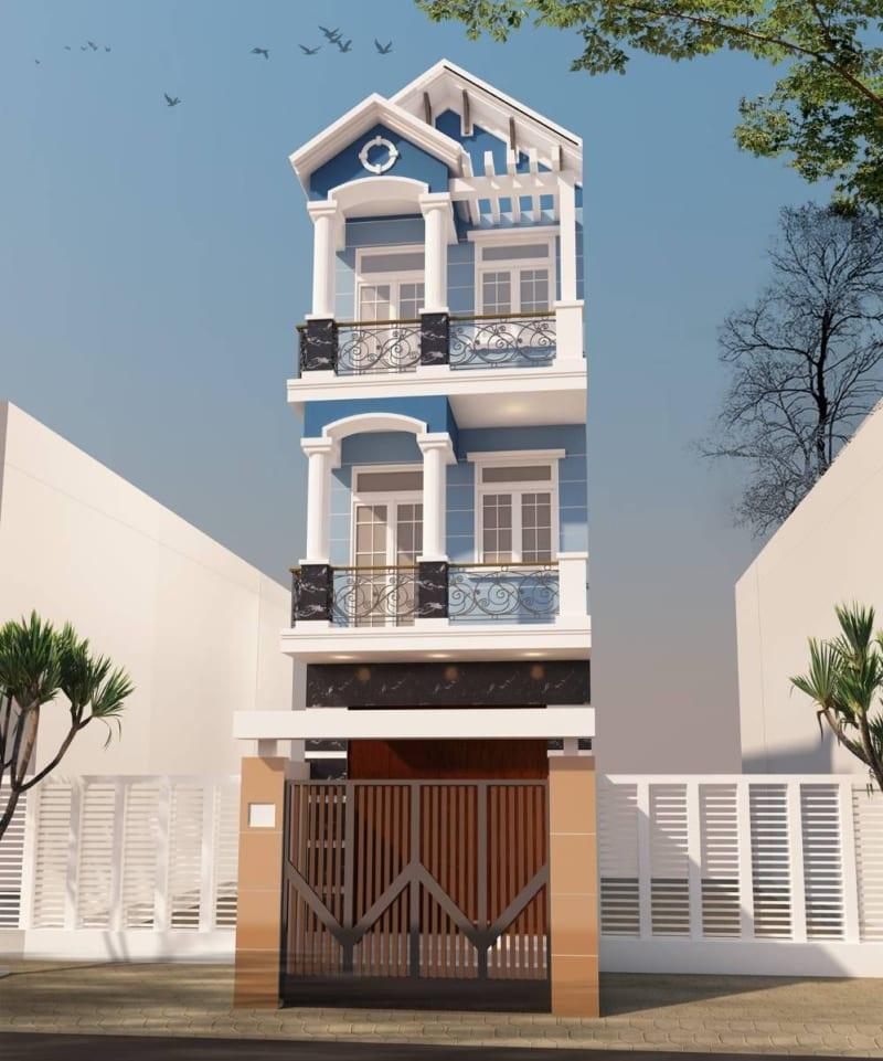 thiết kế nhà đẹp cùng homemy