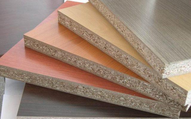 gỗ mfc thường
