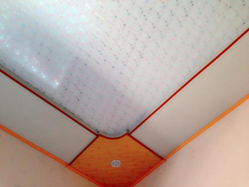 trần nhà nhựa đẹp